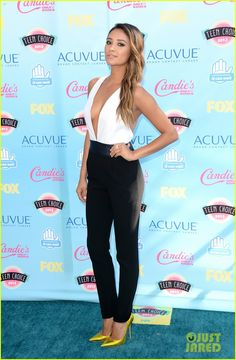 shay mitchell teen choice awards 2013