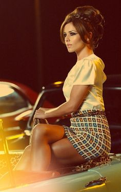Cheryl Fernandez-Versini (formerly Cheryl Cole) (ALJ) Pin Up, Beautiful Legs, Most Beautiful Women, Sexy Outfits, Cheryl Cole Style, Cheryl Cole Hair, Cheryl Ann Tweedy, Cheryl Fernandez Versini, Girls Aloud
