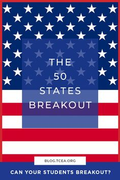 Check out the digital breakout game for all 50 states. Can your students breakout? Breakout Edu, Breakout Game, Six Letter Words, Logic Problems, Data Validation, The Endeavour, Unique Facts, Alliteration