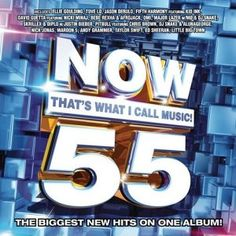 NOW That's What I Call Music! 55 - 2015 (CD)