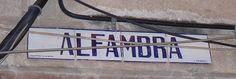 Calle Alfambra
