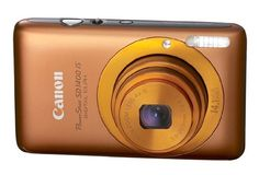 Canon PowerShot SD1400IS 14.1 MP Digital Camera with 4x Wide Angle Optical Image Stabilized Zoom and 2.7-Inch LCD (Orange) > Price: $264.90 > Click on the image for details and offers.