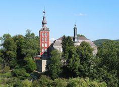 Vierves-sur-Viroin Castle