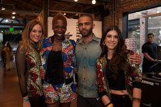 Della X Urban Outfitters Launch Party  #fashion #LA #Space15Twenty #Della #party