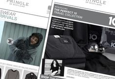 The iconic luxury brand Pringle of Scotland began working with e-style in the spring of 2011 looking to apply a more professional approach to their email marketing effort.