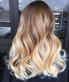 The perfect blonde blend S H I N E