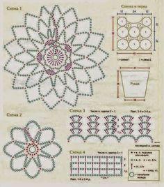 Crochetemoda: Blouses