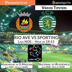 Hoje é dia do Sporting Clube de Portugal na Liga NOS. Confira nossa seleção de prognósticos para diversos jogos da liga portuguesa:  http://9nl.pw/rioavevssporting-liganos-slipkman http://9nl.pw/rioavevssporting-liganos-almeidario http://9nl.pw/vitoriavstondela-liganos-craveiro http://9nl.pw/nacionalvsacademica-liganos-slipkman http://9nl.pw/moreirensevsmadeira-liganos-almeidario  #liganos #sporting #nacional #futebol #apostas #diadesporting #soccer #football #futbol #apuesta #bet