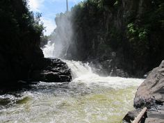 Rawdon, QC, Canada Niagara Falls, Waterfall, Canada, Nature, Pictures, Travel, Outdoor, Photos, Voyage