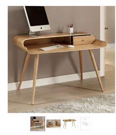 Desk idea from Wayfair.com