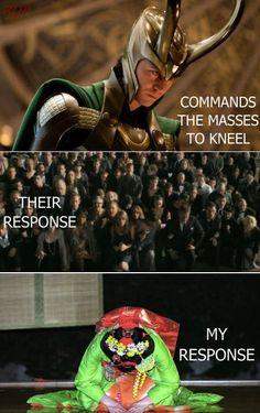 Loki meme, RDP style