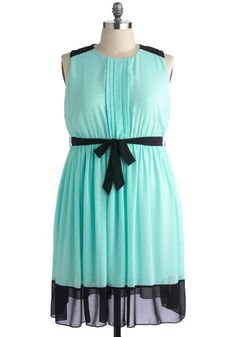 Enchanting Experience Dress in Plus Size, #ModCloth
