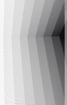 Mélanie Ménard - gradation grey line.