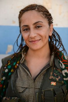 Female fighters of the PKK may be the ISIS's worst nightmare   In northern Iraq, it is said that the Islamic State fighters, who are exclusively male, believe that they won't be admitted to heaven if they are killed by a woman.
