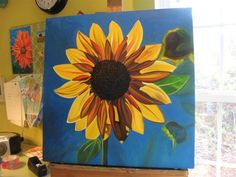 Learn How to Paint! (This is not instructions; this is just a goal of mine.)