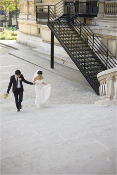 where to get married in Paris   Image by Olivier Lalin of WeddingLight Photography