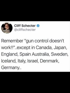 I'm a gun owner myself but I agree that there needs to be better limitations for gun ownership
