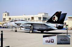 """VF-154 F-14A NF100/161621(TARPS) """"Dirk"""""""