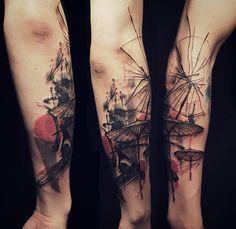 Tattooer Nadi
