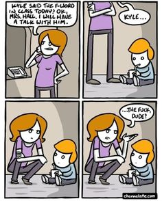 I fear this will be my children....