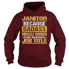 Awesome Tee For Janitor T Shirts, Hoodies, Sweatshirts. CHECK PRICE ==►…