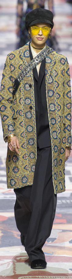 Fall 2018 RTW Christian Dior