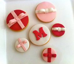 Hen's Party Cookies.