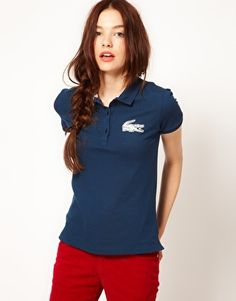 Lacoste Live Polo Shirt...on my birthday wish list!