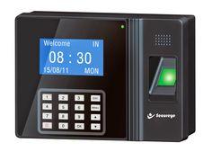 Secureye: Stand-alone IP-based T&A Biometric Machine - Secur...