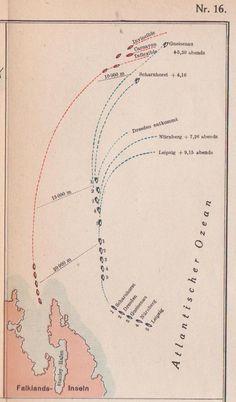 Battaglia delle Malvinas (1914)