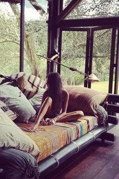Boho chill out
