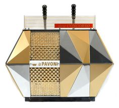 "The winning beauty of the La Pavoni ""Concorso"" | Italian Ways"