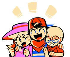 """cricket-farmer: """"Today is Mother 1′s 27th anniversary! Cool!!! """""""