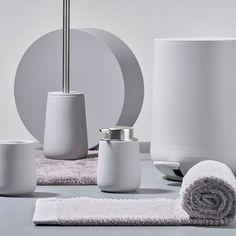 Seifenspender Nova, hellgrau von Zone Denmark Sweet Home, Lighting, Interior, Nova, Simple, Home Decor, Glass Vase, Flowers Vase, Candle Holders
