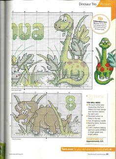 (1) Gallery.ru / Фото #20 - The world of cross stitching 181 - tymannost