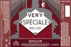 very speciale belge by brasserie de la senne and allagash