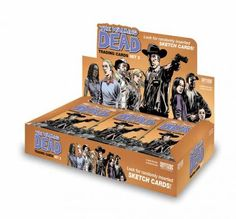 The Walking Dead Comic Trading Cards Set 2 | Cryptozoic Entertainment