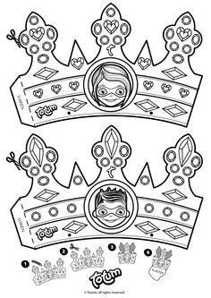 #Kingsday #Koningsdag #Printable #Coloring #Crafting #Creative #Totum #TotumTess #TotumTom
