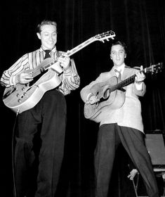 Elvis Presley & Scotty Moore