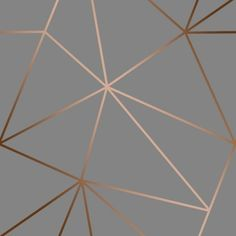 Zara Shimmer Metallic Wallpaper Charcoal, Copper (ILW980112)