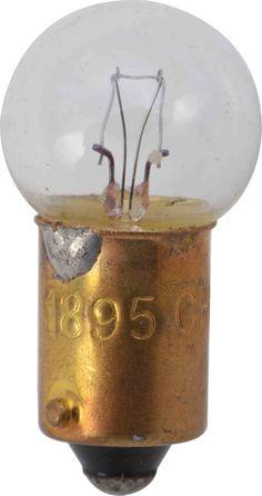 Ge 1895 Light Bulb