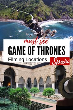 The Impressive Game of Thrones Filming Locations in Spain - At Lifestyle Crossroads Many GOT landscapes and castles were filmed here in Spain.Check my list of The Impressive Game of Thrones Locations to Visit in Spain. Backpacking Europe, Europe Travel Guide, Spain Travel, Thailand Travel, Travelling Europe, Croatia Travel, Bangkok Thailand, Hawaii Travel, Italy Travel