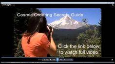 Cosmic Ordering Secrets Guide