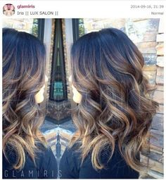 #highlights #ombre