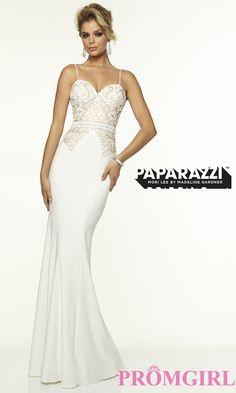 Prom Dresses, Plus Size Dresses, Prom Shoes: Spaghetti Strap Mori Lee Prom Dress