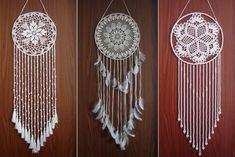 Dream Catcher, Macrame, Mosaic, Mandala, Style Inspiration, Boho, Crochet, Diy, Home Decor