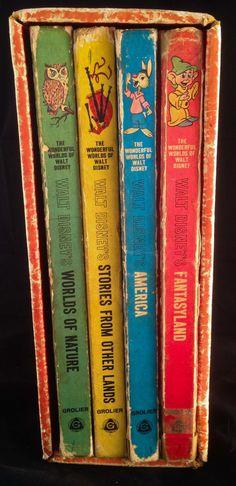 Image result for wonderful world of walt disney books