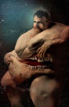 "David Seidman, ""Gluttony"""