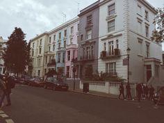 Portobello road , London