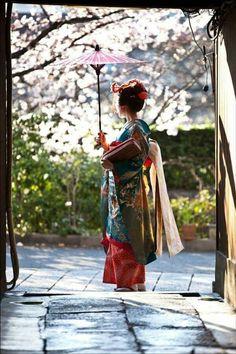 Kimono love